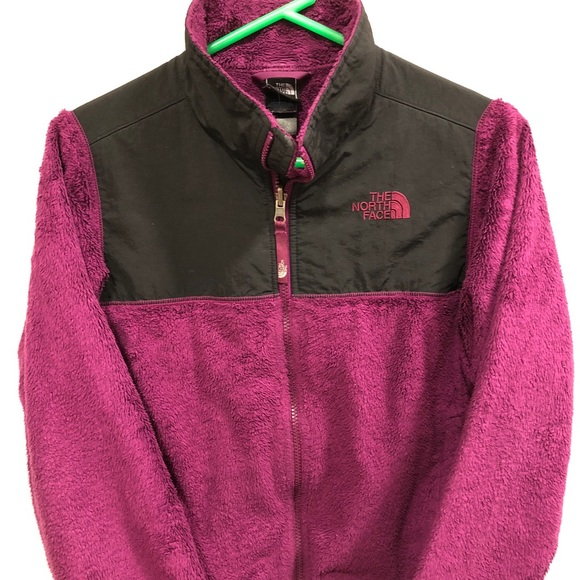 3ef5fc9b5 Youth Girls North Face Osito Jacket size L